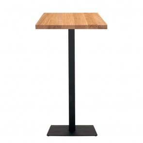 Annick Oak Bar Table