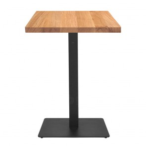 Annick Oak Small Dining Table
