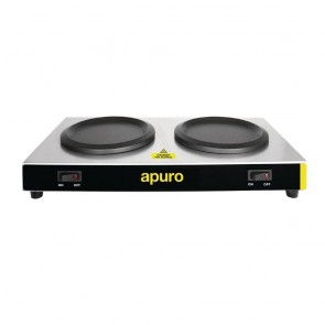 Apuro Twin Hotplate