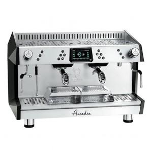 ARCADIA-G2DP FED ARCADIA Professional Espresso coffee machine SS 2 Group PID With display - ARCADIA-G2DP