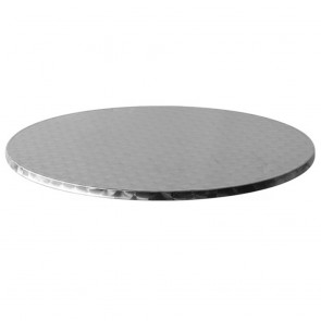 Aria Inox Round Stainless Steel Outdoor Table Top 60cm