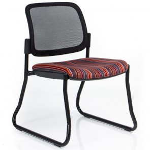 Asher Mesh Waiting Room Chair