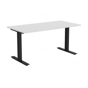 Aspire Office Desk Black Frame