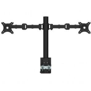 Asta Dual Arm Monitor Stand