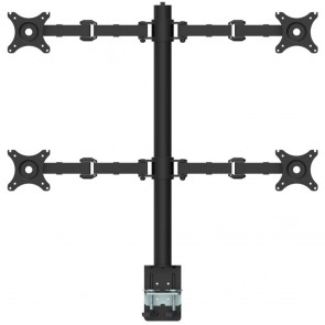 Asta Quad Arm Monitor Stand