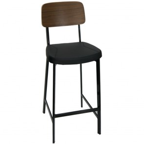 Astor Upholstered Bar Stool