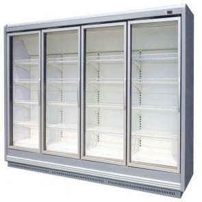 Austune Display 3 Door Freezer Remote 2250mm FTA G3FTA-R2250