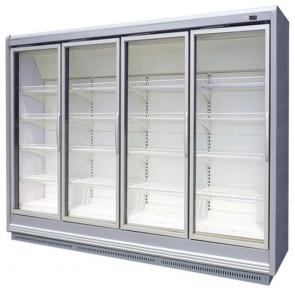 Austune Display 3 Door Freezer Remote 2250mm FTAS G3FTAS-R2250