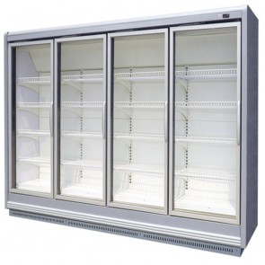 Austune Display 5 Door Freezer Remote 3750mm FTAS G5FTAS-R3750
