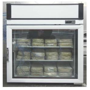 Austune Glass Door Counter Top Freezer 120L G1F-120L