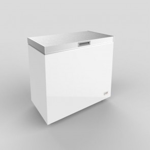 Austune Stainless Steel Top Open Chest Freezer 320L ABCF-320