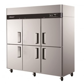 Austune Turbo Air 6 Half Doors Freezer KF65-6