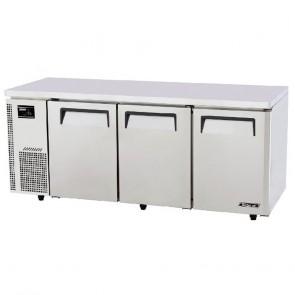 Austune Turbo Air Bakery Undercounter Freezer 3 Door PUFB24-3