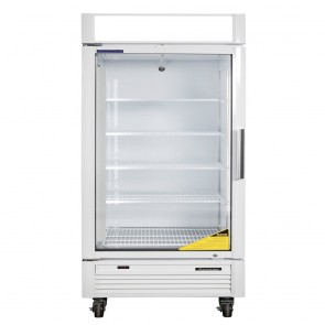 Austune Upright Display Freezer-Upright Glass Door Freezer G1FSD-15