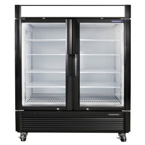 Austune Upright Display Freezer-Upright Glass Door Freezer G2FSD-35