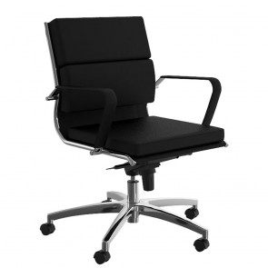 Avanza Mid Back Executive Office Arm Chair