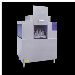 AXE-A12J FED Single tank rack conveyor dishwasher - AXE-A12J