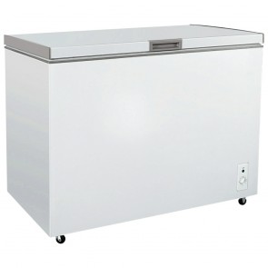 Solid Door Chest Freezer BD-218K