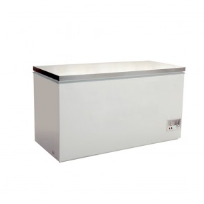 BD768F FED Chest Freezer With SS lids - BD768F
