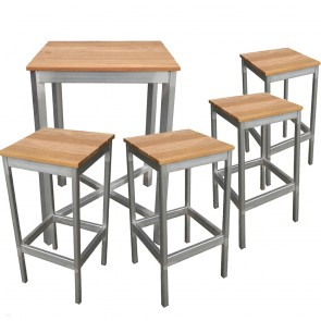 Beer Garden Outdoor Bar Set