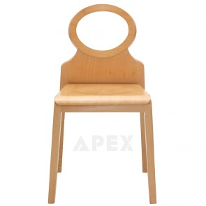 Designer Bentwood Chair Stackable A-1202
