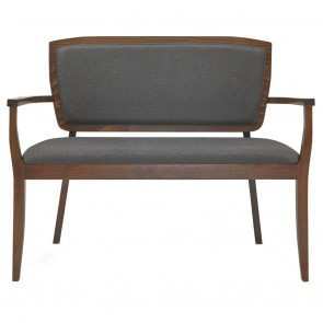 Bentwood Love Seat S-0807