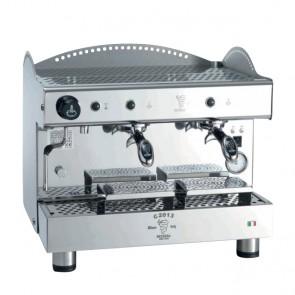 Bezzera Compact Espresso Machine 2 Group + Auto-foamer BZC2013S2EAF