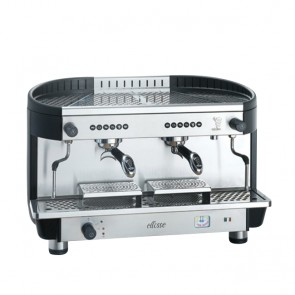 Bezzera Modern 2 Group Ellisse Espresso Machine BZE2011S2E