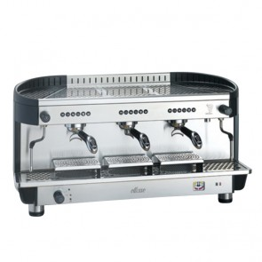 Bezzera Modern 3 Group Ellisse Espresso Machine BZE2011S3E