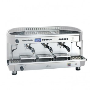 Bezzera Modern 3 Group Ellisse Espresso Machine BZE2011S3EPID