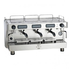 Bezzera Traditional 3 Group Espresso Machine BZB2013S3E