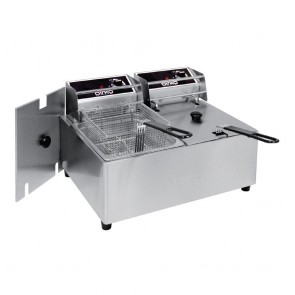 Birko Double Deep Fryer 1001002