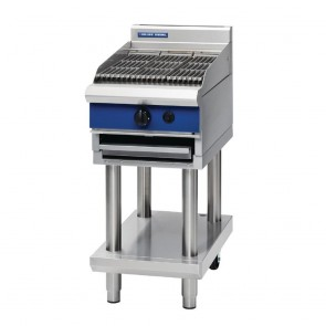 Blue Seal by Moffat Natural Gas Char Grill G593-LS