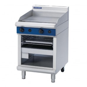 Blue Seal by Moffat Natural Gas Griddle Toaster G55T