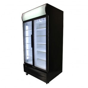 Bromic 1000L Double Door Upright Fridge GM1000LB