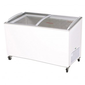Bromic 427L Chest Freezer with Curved Sliding Glass Lids CF0500ATCG