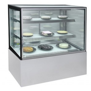 Bromic 430L Cake and Confectionary Chilled Food Display Fridge FD1200