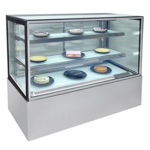 Bromic 552L Cake and Confectionary Chilled Food Display Fridge FD1500
