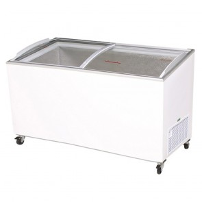 Bromic 555L Chest Freezer with Curved Sliding Glass Lids CF0600ATCG