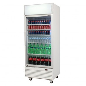 Bromic 660L Single Glass Door Display Fridge GM0660L