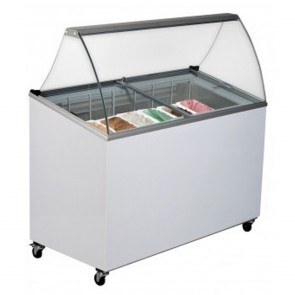 Bromic 7 Tub Ice Cream Display GD0007S