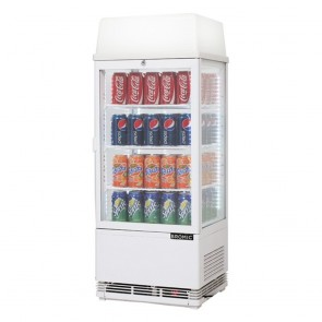 Bromic 78L Commercial Drink Fridge CT0080G4LW