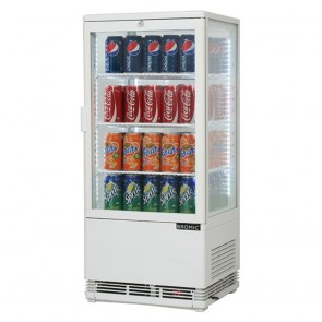 Bromic 78L LED Drink Fridge CT0080G4W
