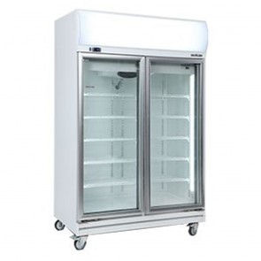 Bromic 976L LED Display Fridge GD1000LF