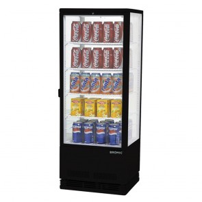 Bromic 98L Countertop Drink Fridge CT0100G4B