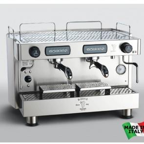 BZB2013S2E FED Bezzera Traditional 2 Group Espresso Coffee Machine BZB2013S2E
