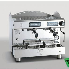 BZC2013S2E FED Bezzera Compact Espresso Coffee Machine 2 Group BZC2013S2E
