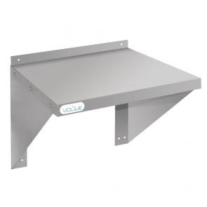 CD550 Microwave Shelf Stainless Steel - 490(h) x 560(w) x 460(d)mm