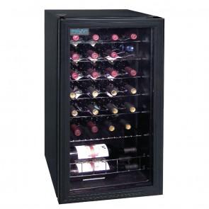 CE203-A Polar C-Series Under Counter Wine Fridge 28 Bottle