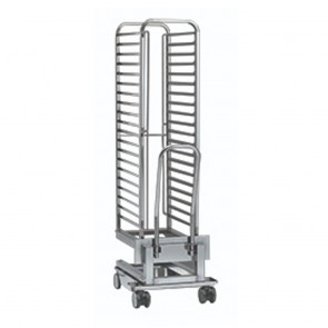 CEB-201 FED Loading Trolley For Trays For 201 Range - CEB-201